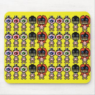 el mousepad de los residentes alfombrilla de ratones