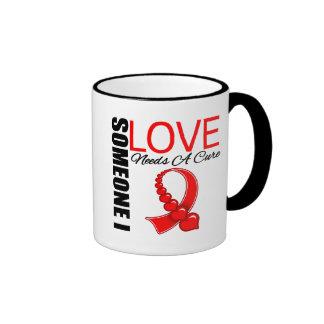 El movimiento alguien amor de I necesita una curac Taza De Café