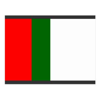 el movimiento de Muttahida Qaumi, Paquistán Postales