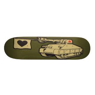 """El movimiento el """"tanque del amor del amor """" monopatin personalizado"""