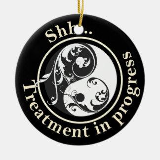El movimiento en sentido vertical Yin Yang no pert