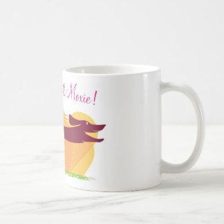 El Moxie conseguido de Doxie Taza De Café