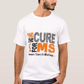 El ms de la esclerosis múltiple encuentra la playera