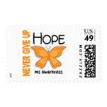 El ms nunca da para arriba la mariposa 4,1 de la sello
