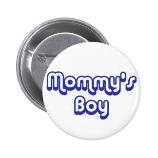 El muchacho de la mamá pin