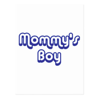 El muchacho de la mamá postal