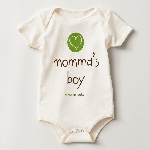 el muchacho de los momma mamelucos de bebé