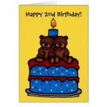 el muchacho gemelo refiere el cumpleaños 2 de la t felicitaciones