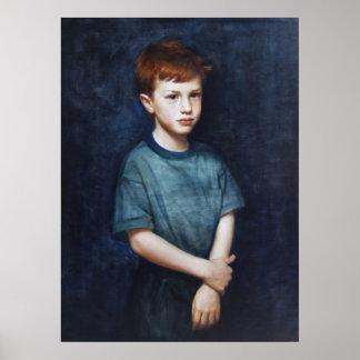 El muchacho perdido póster