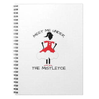 El muérdago cuadernos