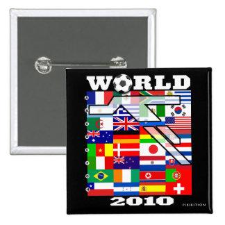 El mundial señala el botón 2 del jugador por medio pin cuadrado