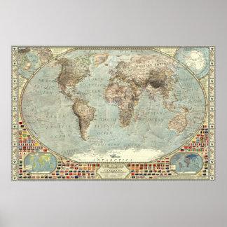 El mundo - 1914