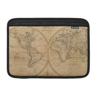 El mundo 2 2 fundas MacBook