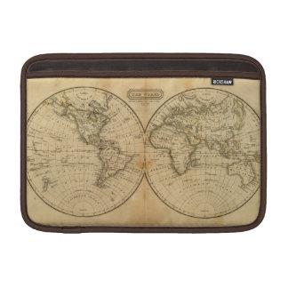El mundo 2 fundas para macbook air