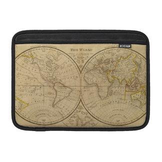 El mundo 3 fundas macbook air