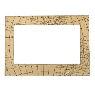El mundo 4 marcos magnéticos para fotos