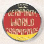 El mundo de Alemania defiende el fútbol 2014