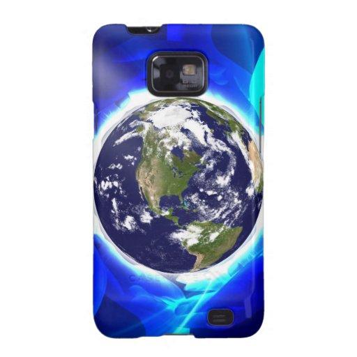 El mundo de Chitty Samsung Galaxy SII Carcasa