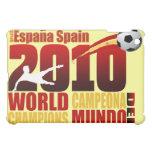 El mundo de España defiende a España 2010 Campeona
