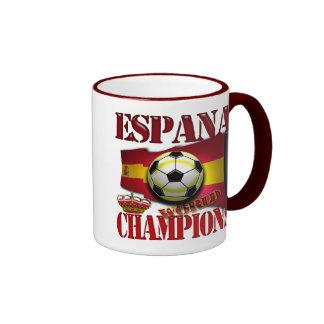El mundo de Espana defiende la taza de España