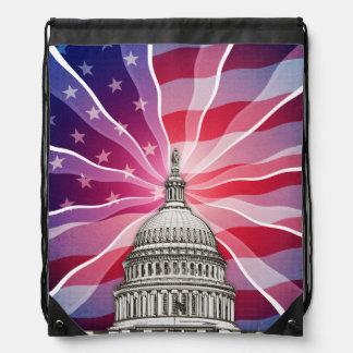 El mundo de la política mochilas