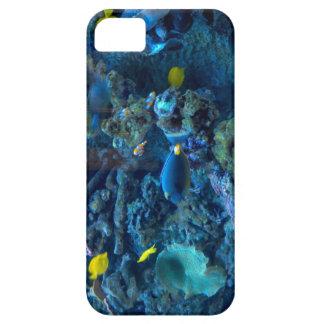 El mundo debajo del mar iPhone 5 carcasas