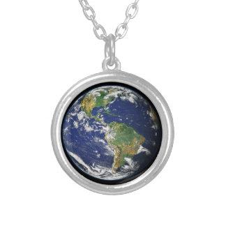 El mundo del espacio colgante redondo