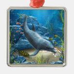 El mundo del ornamento del delfín adornos