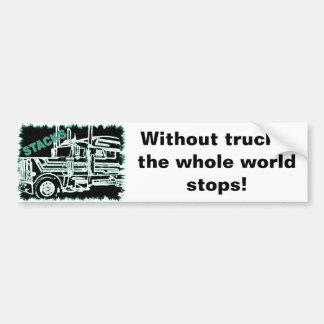 El mundo entero de las pilas para a la pegatina pa pegatina para auto