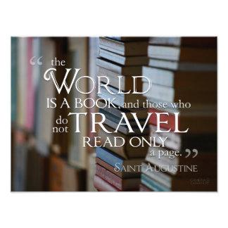 El mundo es un libro //Amsterdam, Países Bajos Fotografía