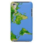 El mundo funda para iPod