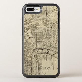 El mundo industrial funda OtterBox symmetry para iPhone 7 plus