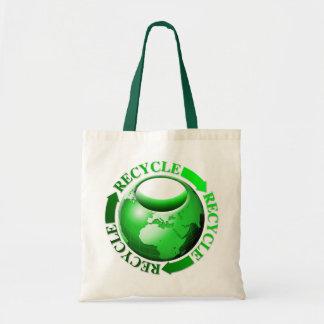 El mundo recicla bolsos bolsa