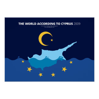 El mundo según Chipre Impresiones