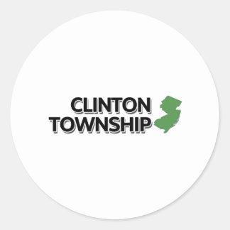 El municipio de Clinton New Jersey