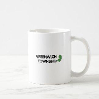 El municipio de Greenwich, New Jersey Taza De Café
