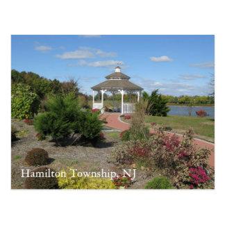 El municipio de Hamilton, NJ Postales
