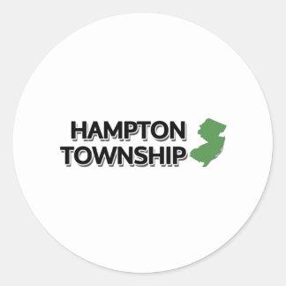 El municipio de Hampton New Jersey