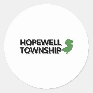 El municipio de Hopewell New Jersey
