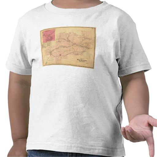 El municipio de Jackson Camisetas