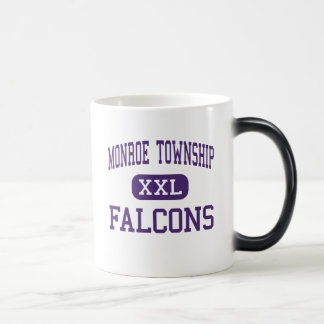 El municipio de Monroe - Falcons - alto - el Taza Mágica