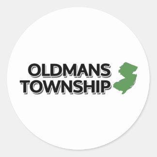 El municipio de Oldmans New Jersey