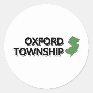 El municipio de Oxford New Jersey