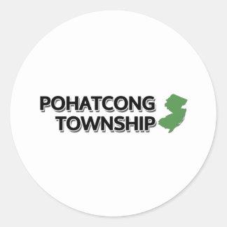 El municipio de Pohatcong New Jersey