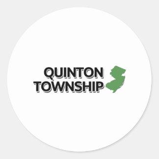 El municipio de Quinton New Jersey