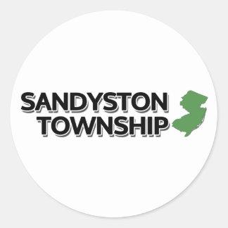 El municipio de Sandyston New Jersey