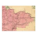 El municipio francés de la cala tarjeta postal