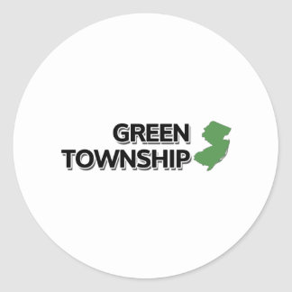El municipio verde New Jersey