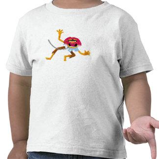 El Muppet de los Muppets en el cuello y las cadena Camisetas
