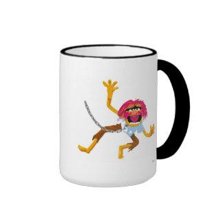 El Muppet de los Muppets en el cuello y las cadena Taza A Dos Colores